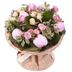 Букеты с доставкой вао жене подарок на 8 марта