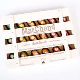 Конфеты с ликерами MarChand, 240 гр.