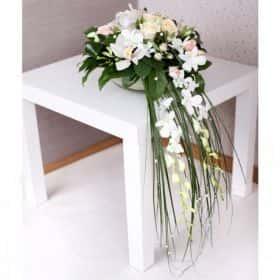Композиция «Свадебная орхидея»