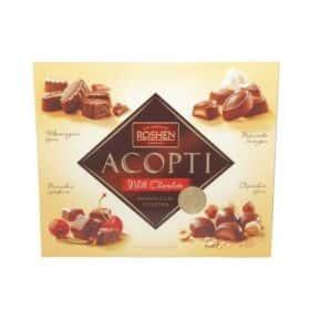 Конфеты Рошен Ассорти молочный шоколад (406 г)