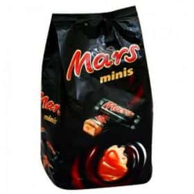Упаковка шоколадных батончиков «Mars» (180 г)