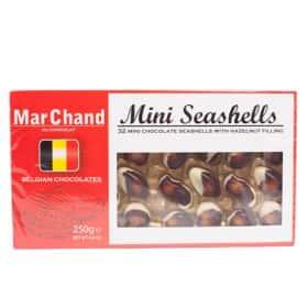 Конфеты Mar Chand «Ракушки», 250 гр.
