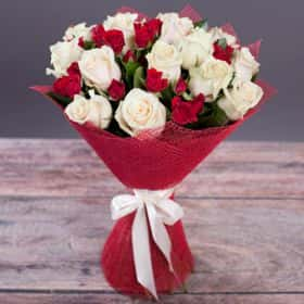 Букет из роз «Классика»