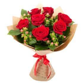 Букет роз «Классический выбор»