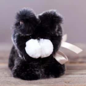 Котик из меха Орилаг