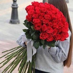 35 длинная роза 120 см