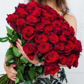 41 длинная роза 130 см