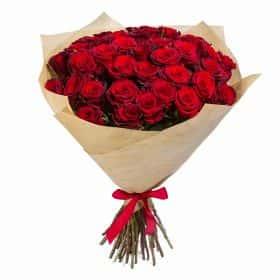 Букет Мулен Руж (35 роз)