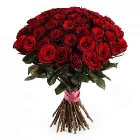 Букет Мулен Руж (41-49 роз)
