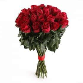 Букет Прекрасная незнакомка (25 роз)