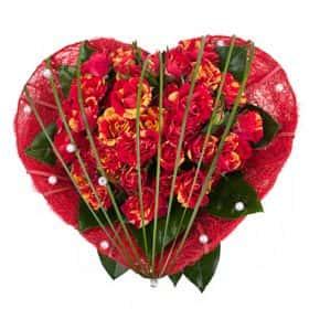 Букет «Ты в моём сердце»