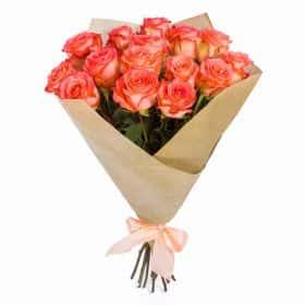 Букет Искры желаний ( 21 роза)
