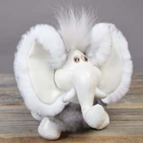 Меховая игрушка «Мамонтёнок»