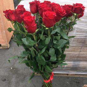 21 длинная роза 110 см
